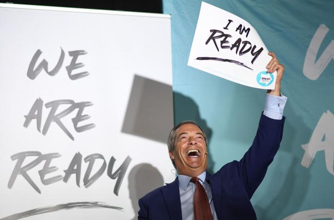 Nigel Farage's Brexit Party offered a 'non-aggression' deal to the Tories