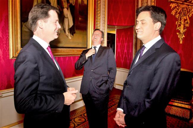 Then party leaders Nick Clegg, David Cameron and Ed Milliband assured us that a No vote would keep Scotland in the EU