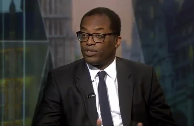 Business Minister Kwasi Kwarteng helpfully let us know what 'many people' are thinking