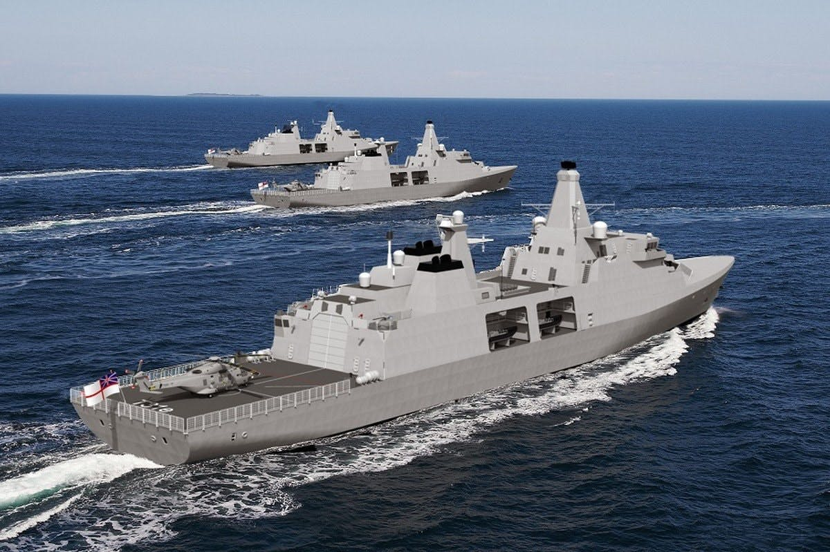Frigate contract welcomed ... but 'it's not the indyref promise'