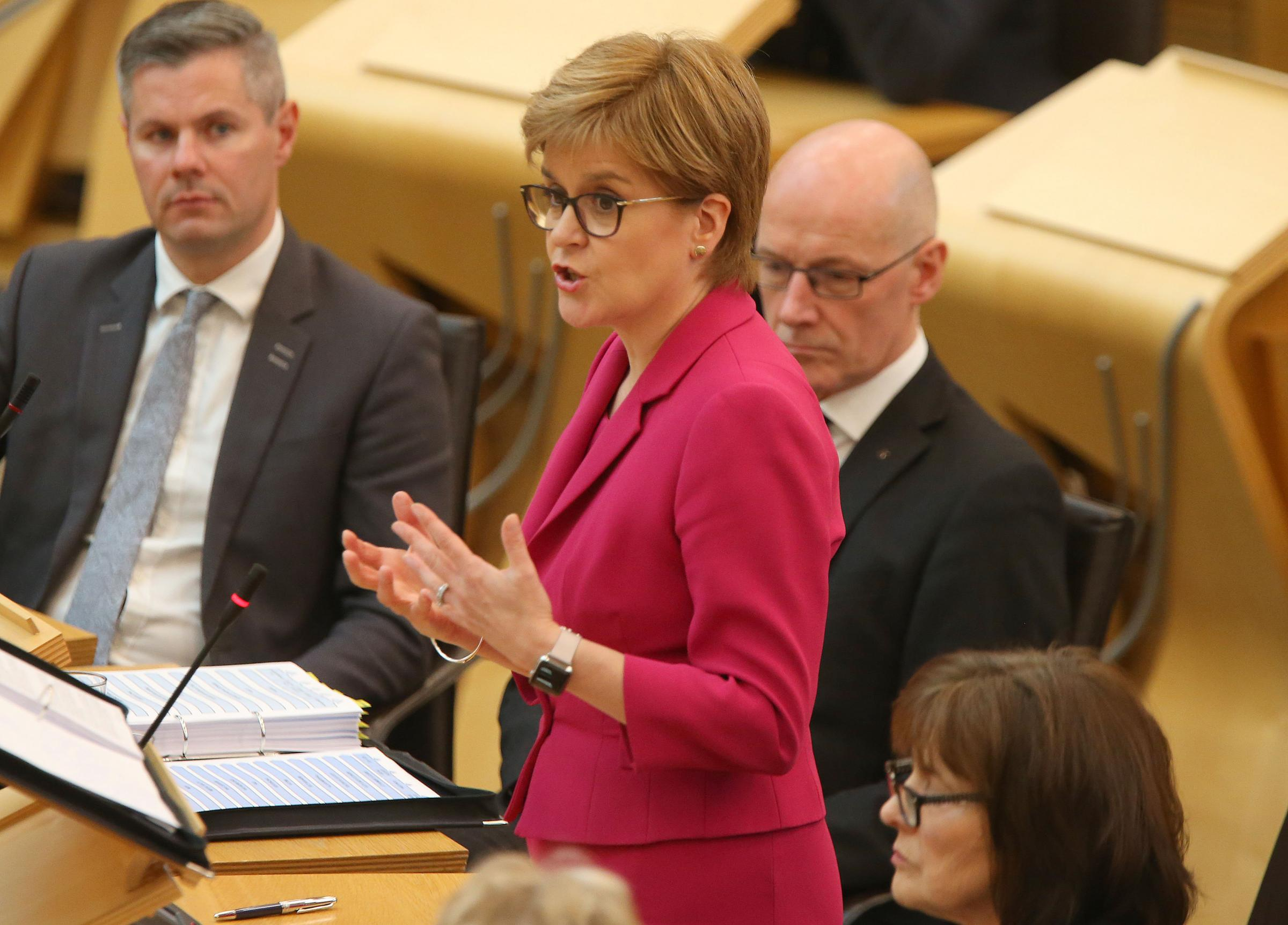 Nicola Sturgeon told 'heads should roll' over Sick Kids hospital delay