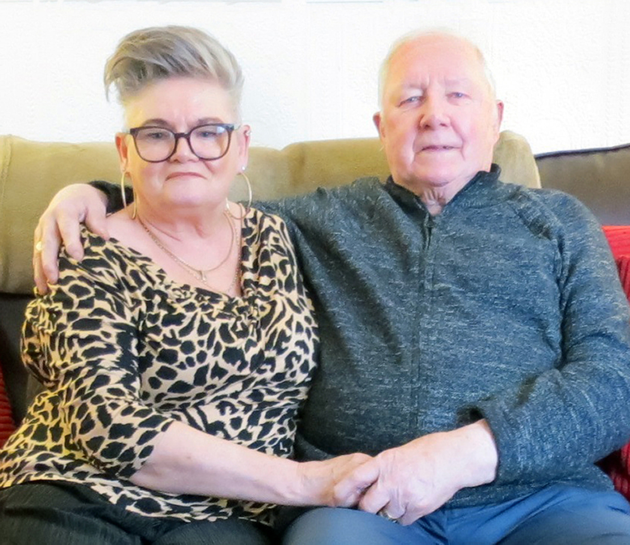 Former Glasgow steel worker issues asbestos call following diagnosis