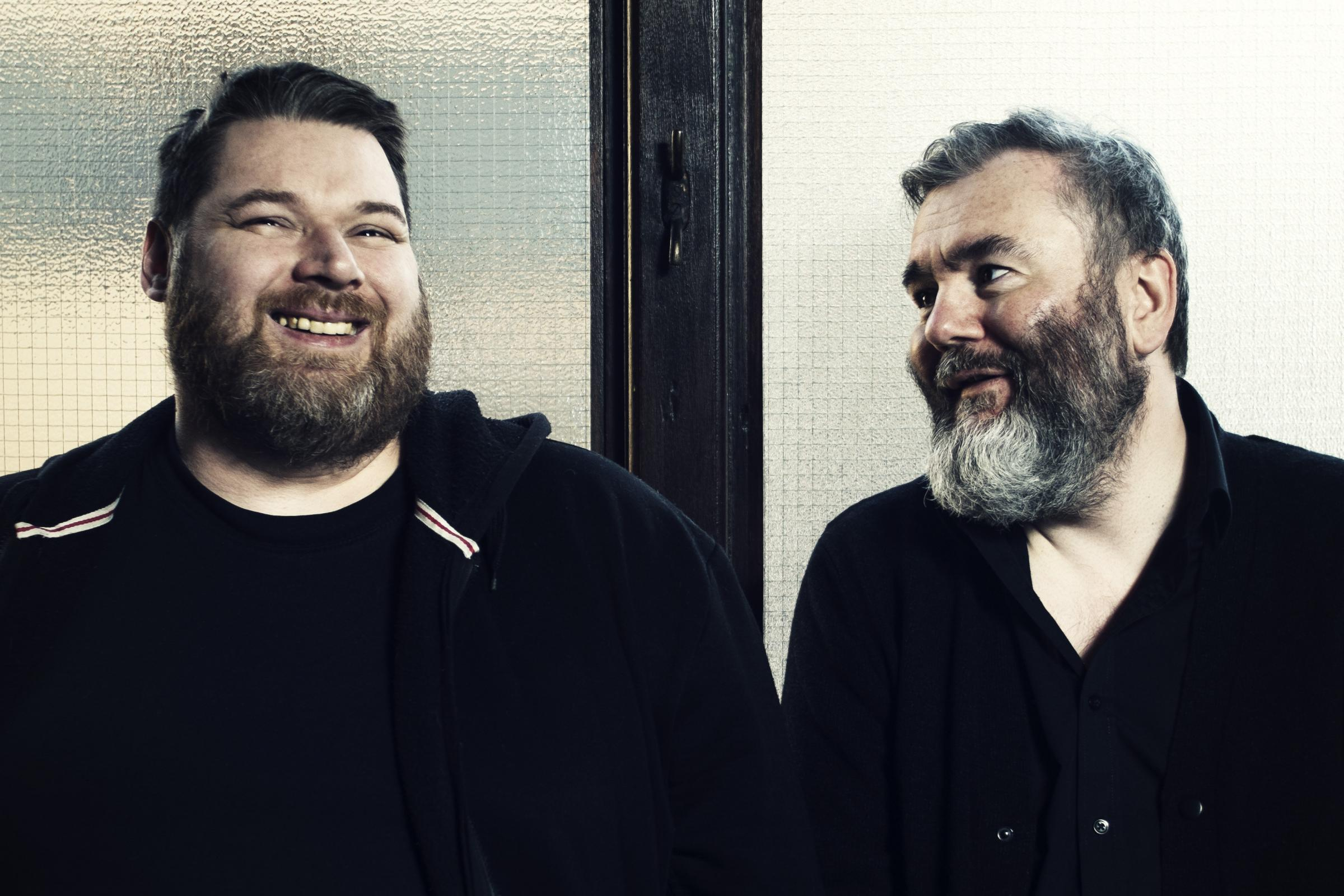 Music: Ghost stories and long goodbyes with Aidan Moffat and RM Hubbert
