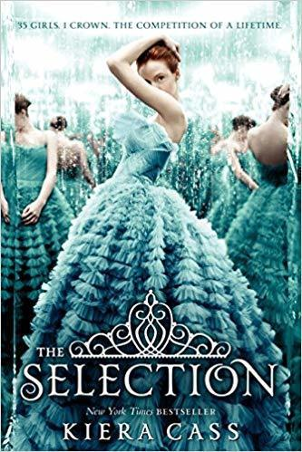 Young adult book review: The Selection by Kiera Cass
