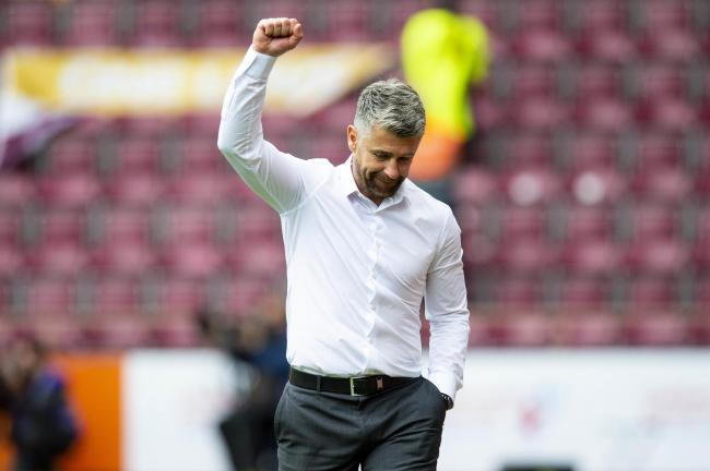 Stephen Robinson has Motherwell flying high ahead of the weekend trip to Celtic Park.