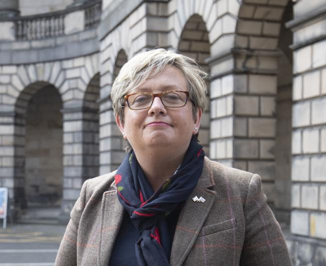 SNP MP Joanna Cherry received a 'midnight phone call' with allegations of 'clandestine' tactics