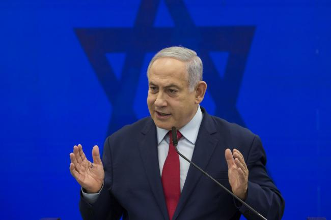 With an election upcoming, Benjamin Netanyahu is using a familiar playbook