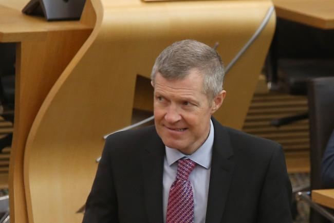 Willie Rennie also hit out at David Cameron over Brexit