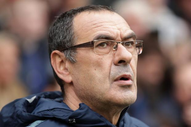Juventus boss Maurizio Sarri has a few selection concerns for their European opener