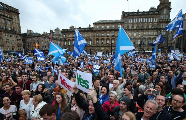 Five years on from the 2014 independence referendum, the Yes movement is resurgent