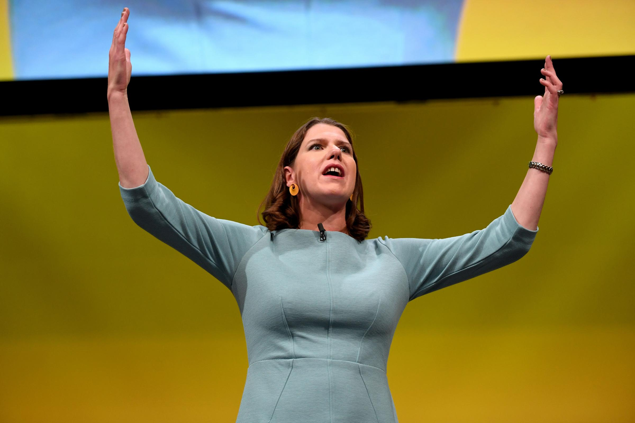 The grand delusion – Jo Swinson will not fool Scots on indyref2