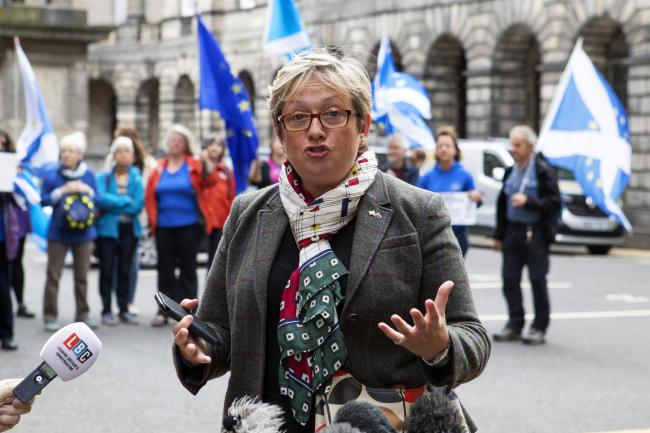 Joanna Cherry reveals she does not want to be SNP leader and may quit politics