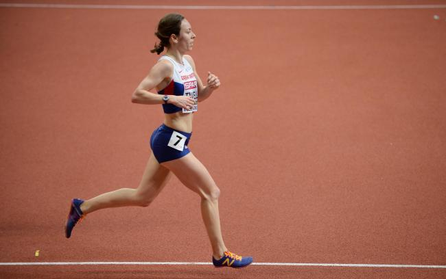 The World Championships will be the first time Steph Twell has competed in a 10,000m on the international stage