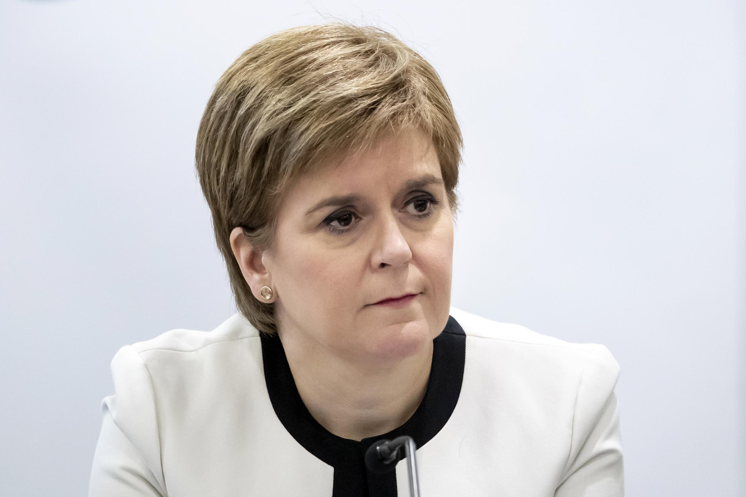 Nicola Sturgeon to request Section 30 order in a 'matter of weeks'