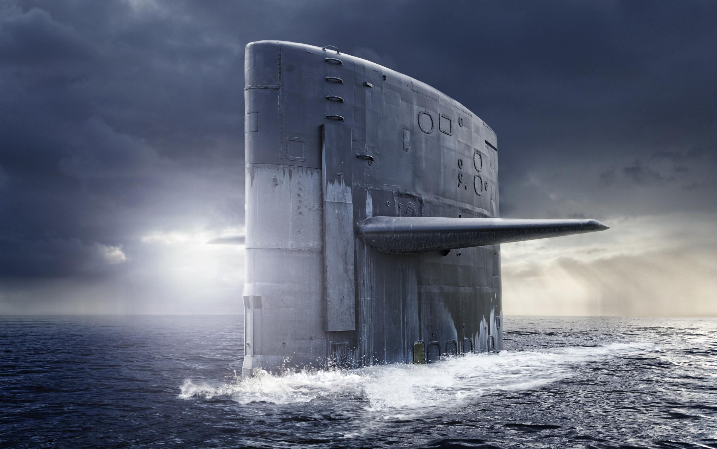 Monsters in the deep: A history of nuclear submarines in Scotland