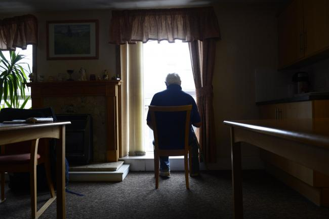 The rehousing of some elderly men has meant separating them from those they have learned to live with