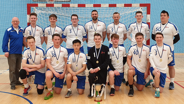 Handball Scottish Cup champions confident ahead of European Cup