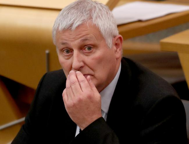Green MSP John Finnie introduced a private member's bill that has led to the outlawing of smacking