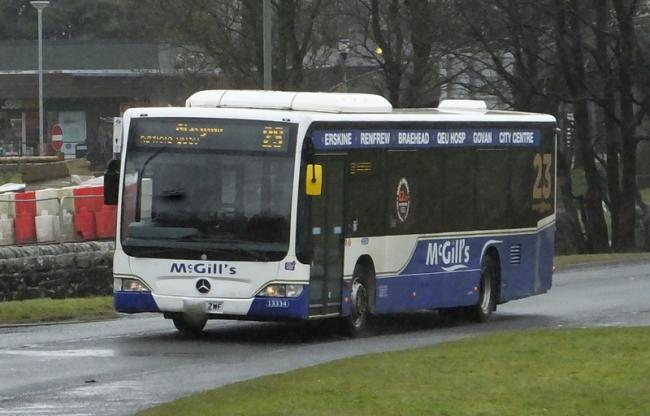 McGill's is Scotland's largest independent bus company