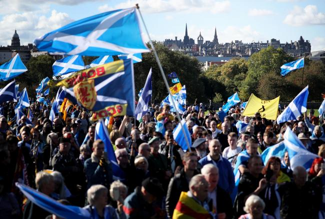 An estimated 250,000 people are expected to attend AUOB's final event of the year