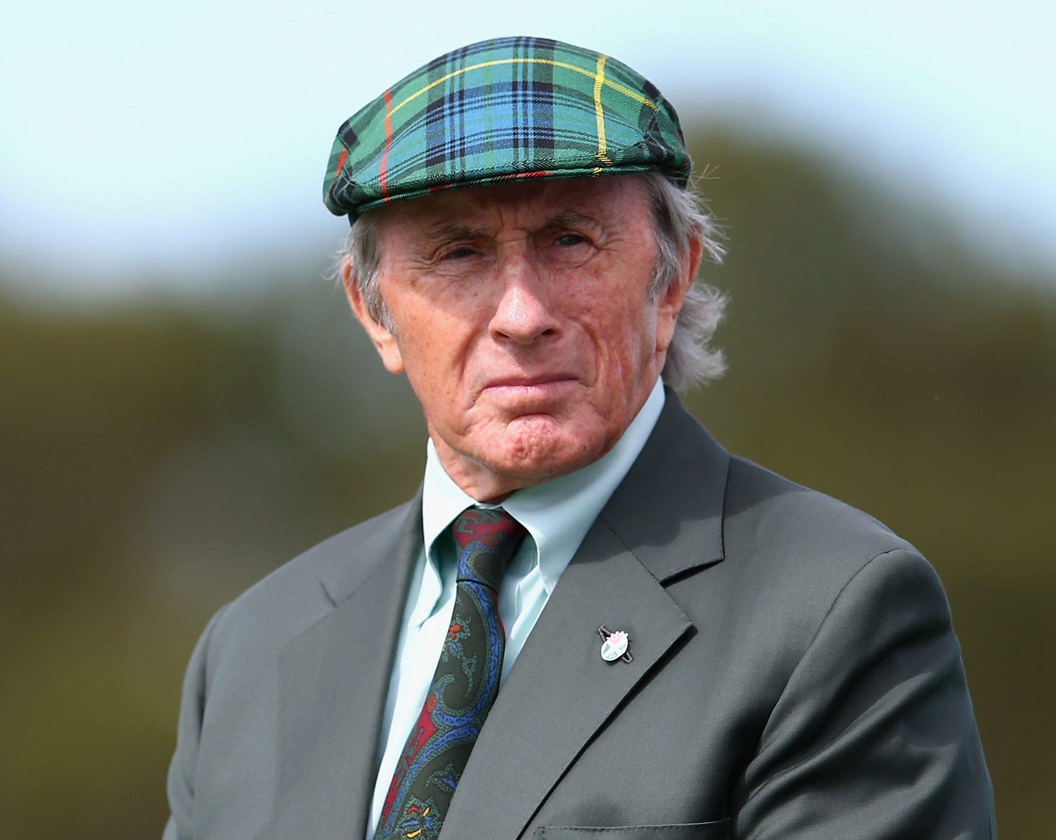 F1 hero Jackie Stewart's charity gives £1.5m to dementia battle