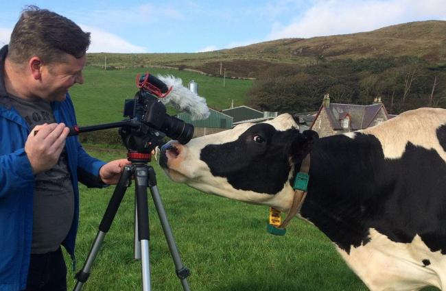 The group produced a video to show the creamery's importance