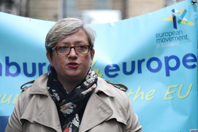 Joanna Cherry was seeking to become MSP for Edinburgh Central, despite already representing the city at Westminster