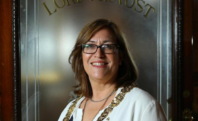 Glasgow Lord Provost Eva Bolander apologises over £8000 expenses spend