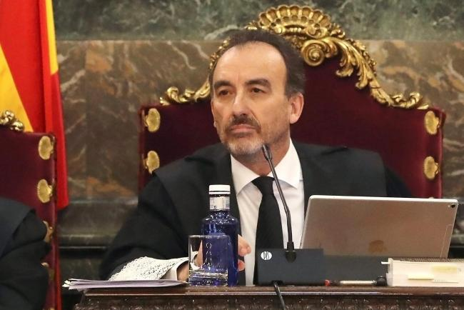 Observers were also critical of the court president Manuel Marchena