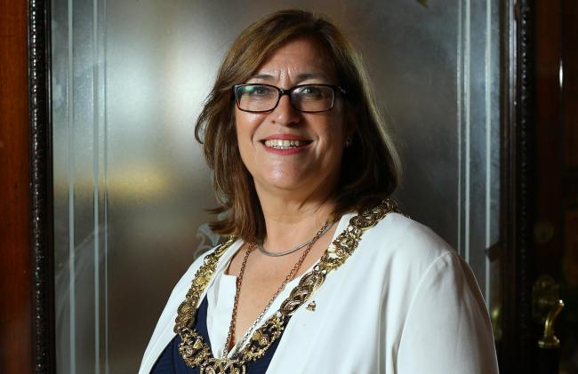 Glasgow Lord Provost of Glasgow Eva Bolander has apologised for her expenses claims