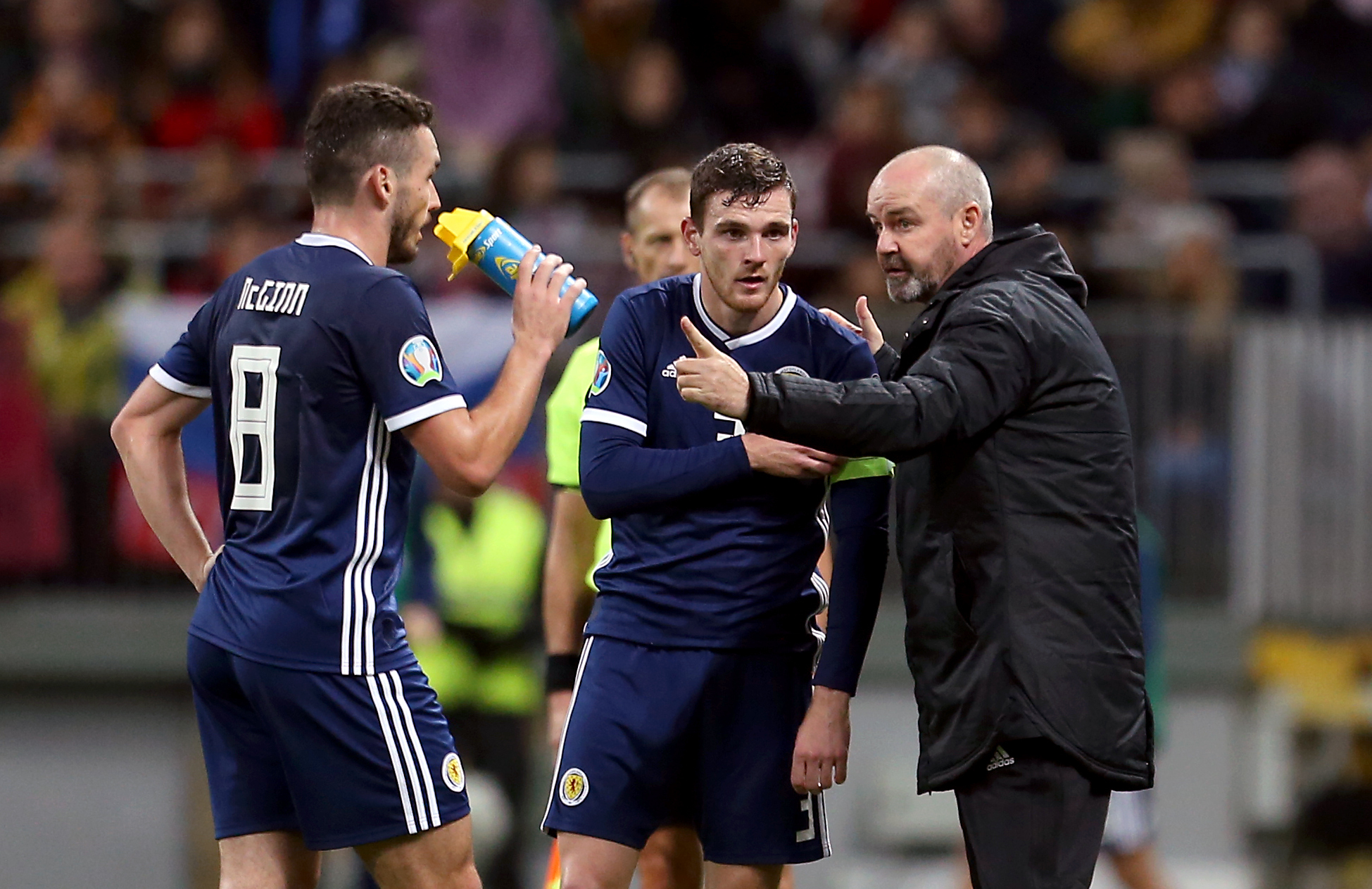 Russia 4 Scotland 0: Five things we learned from dire display in Moscow