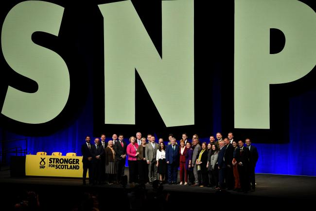 The SNP meets in Aberdeen in a high state of emotion