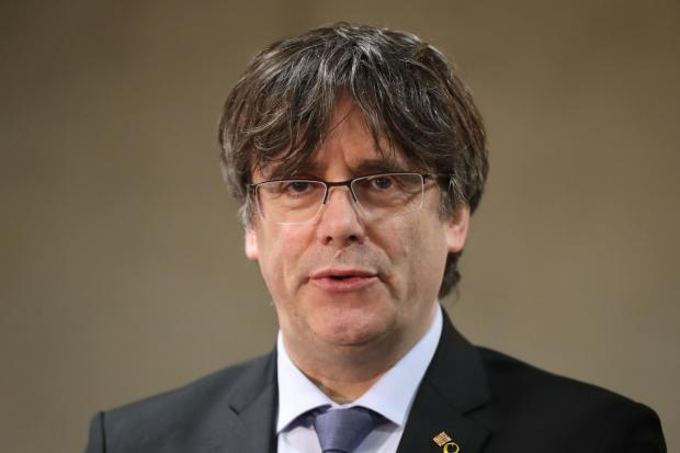 The National: Carles Puigdemont