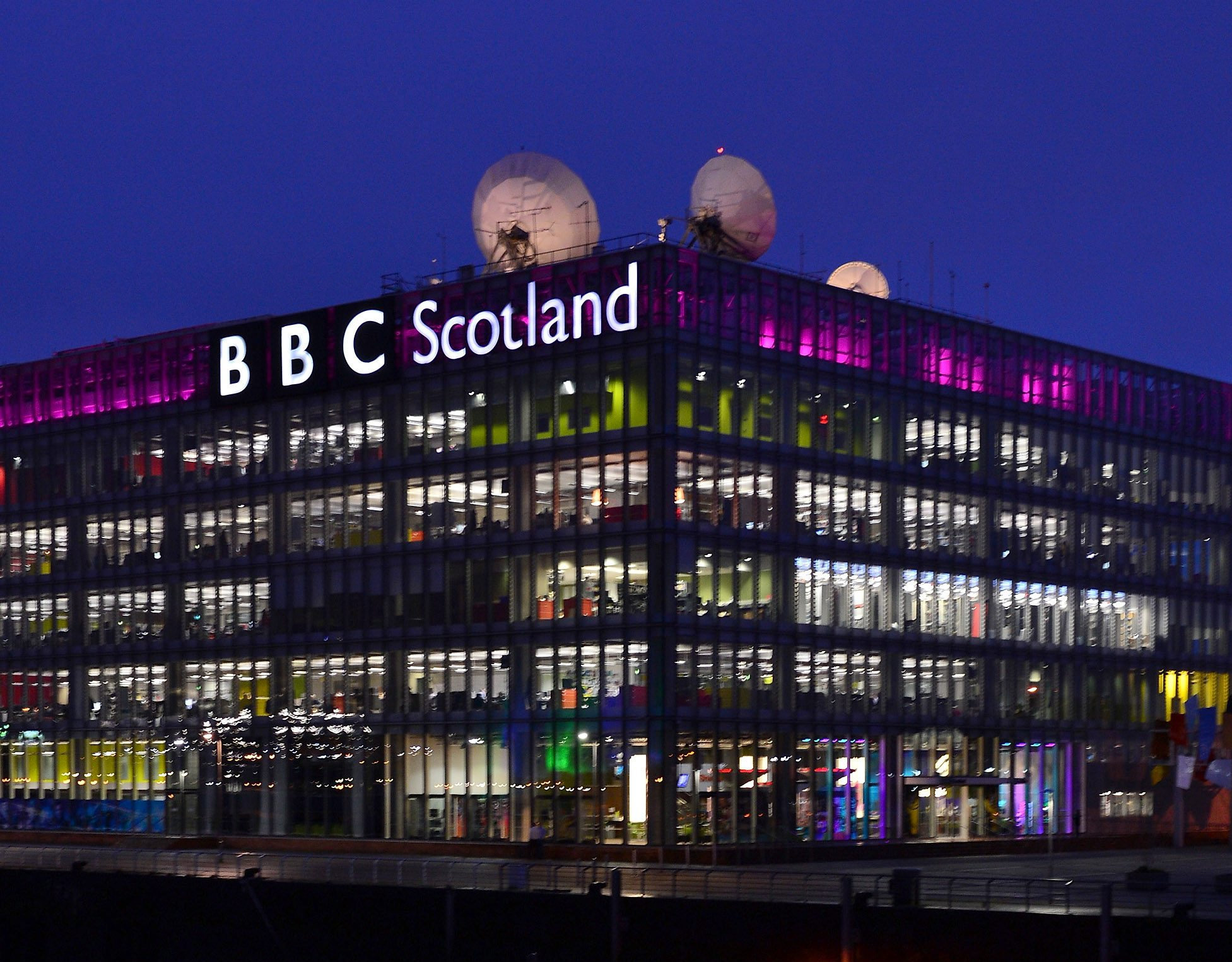 Robertson to talk in Airdrie on bias and the BBC