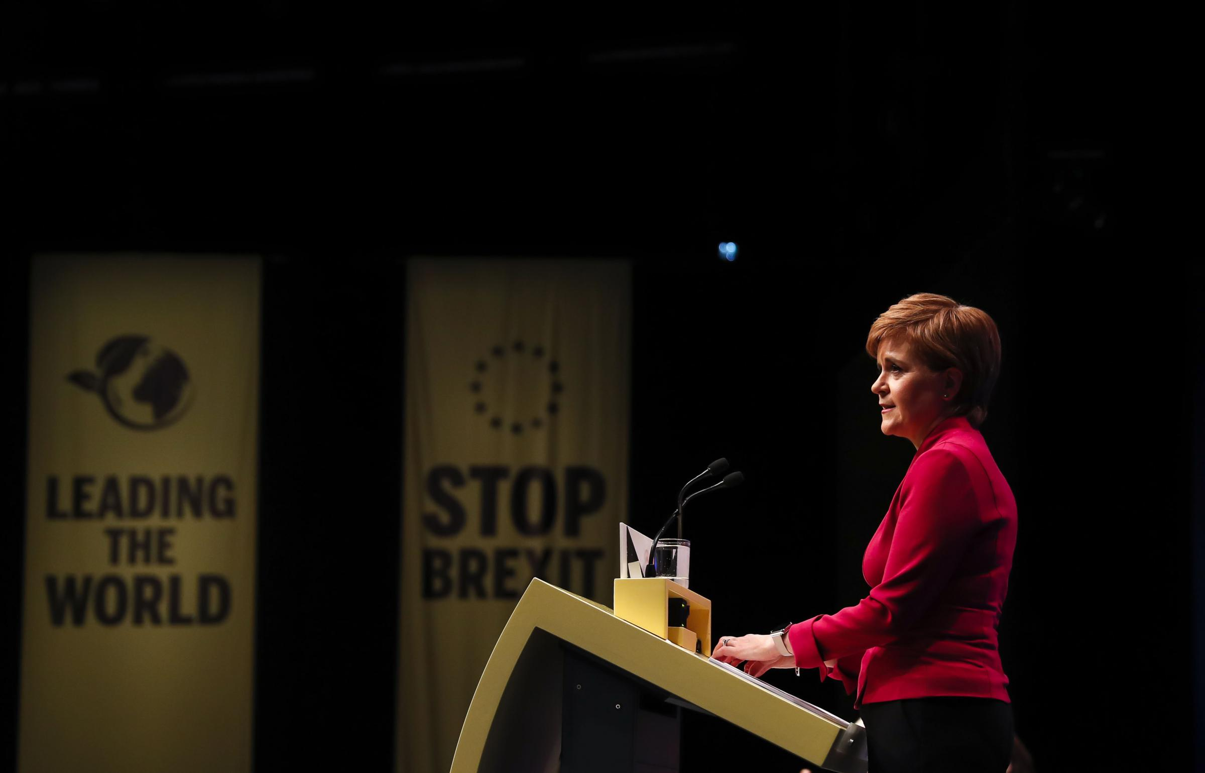 Brexit: 'Hard to imagine' worse deal for Scotland, says Sturgeon