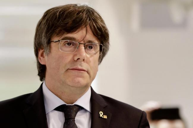 Carles Puigdemont is bent on using the parliament as a platform to continue his political fight for an independent Catalonia