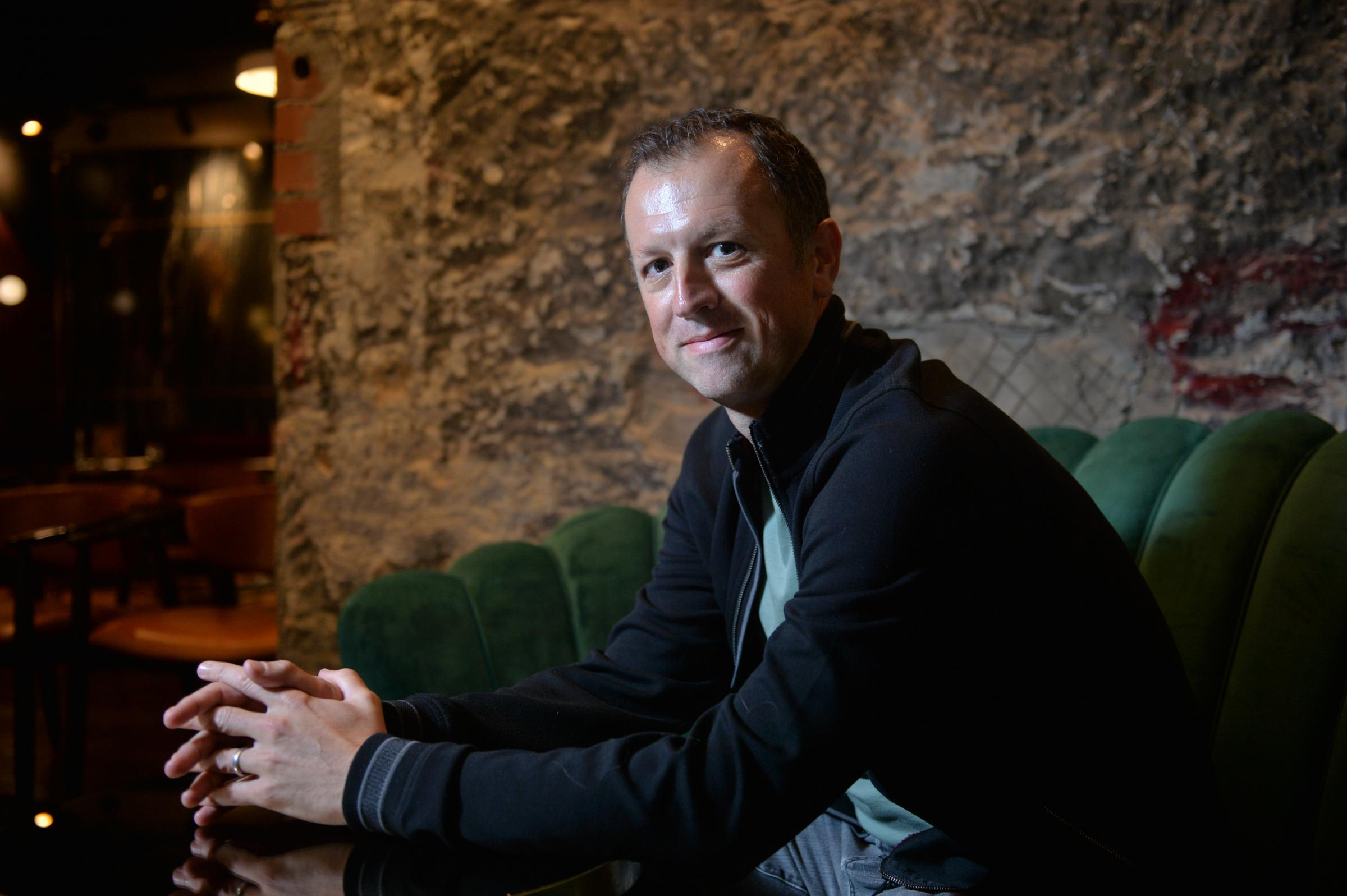 Neil Forsyth: 10 things that changed my life