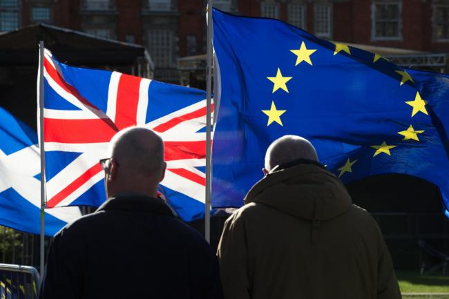 A look at Brexit deadline week: What actually happened?