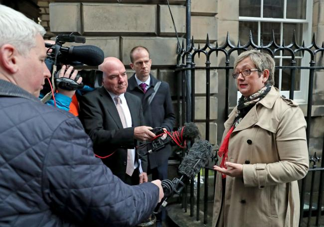 SNP MP Joanna Cherry said she was 'delighted' by the PM's climbdown