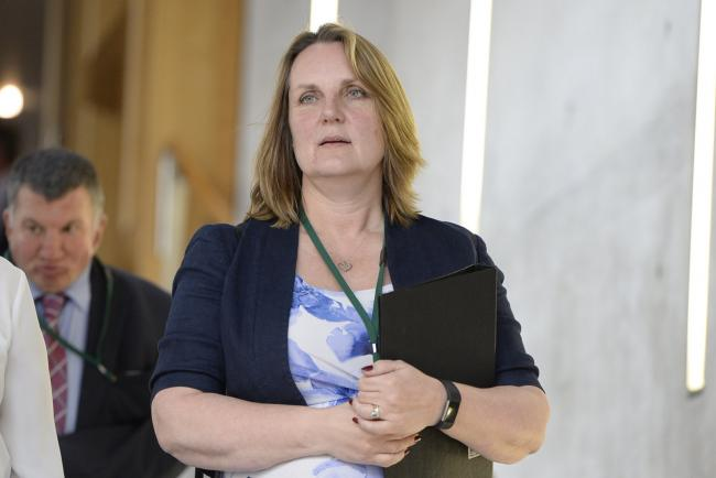 Michelle Ballantyne was urged to resign over comments made about benefits claimants in 2018