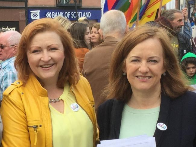 Politeecians like Emma Harper and Joan McAlpine are addin their voices tae the cause