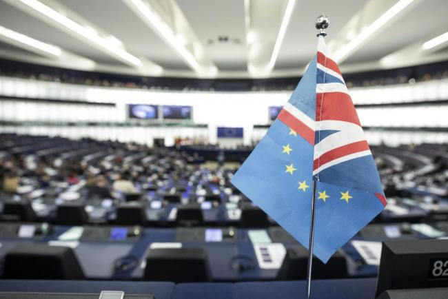 The finance office confirmed the UK MEPs could book travel back to Brussels