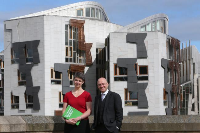Scottish Greens Leader Patrick Harvie and Maggie Chapman, convener of the Scottish Independence Convention, will speak at our independence rally on Saturday