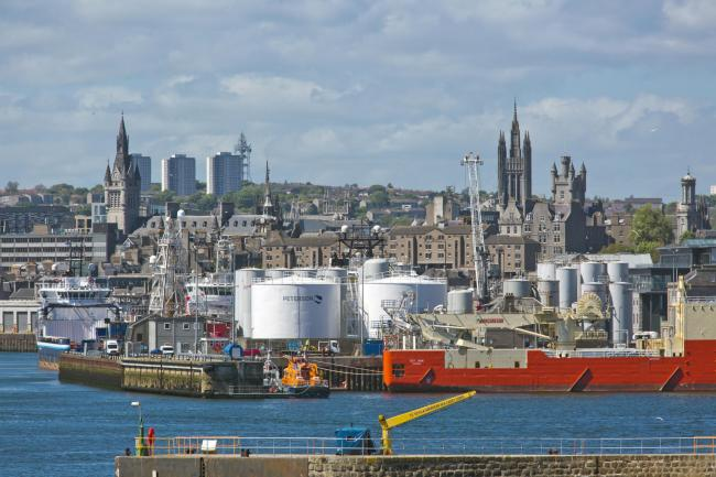 Aberdeen is a major oil and gas city which means it could be disproportionately hit with Labour's tax plans