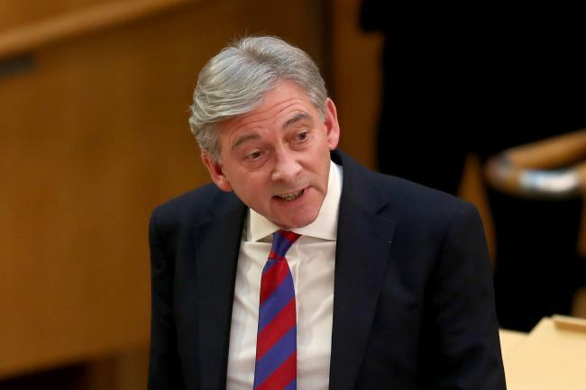 Richard Leonard tells SNP he will 'expect' support for Labour without question