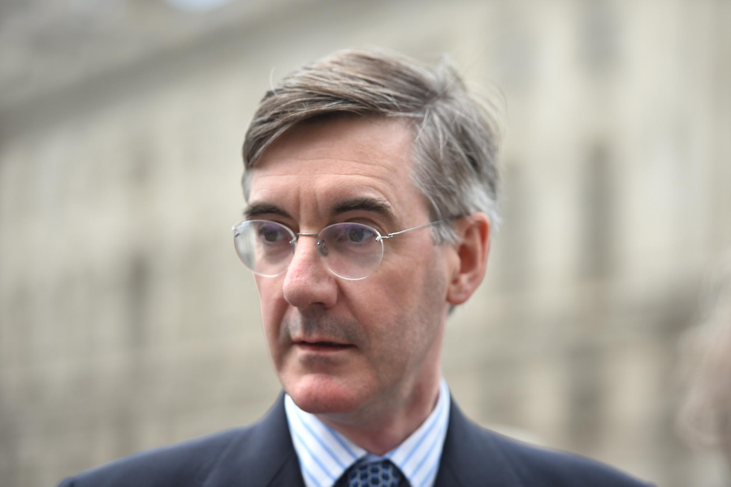 'Disgraceful'Jacob Rees-Mogg dismisses call to confirm new SNP MEP