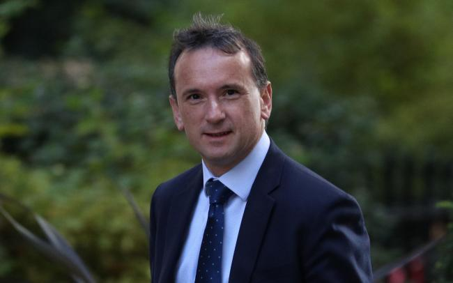 Alun Cairns stepped down from his role as Welsh Secretary
