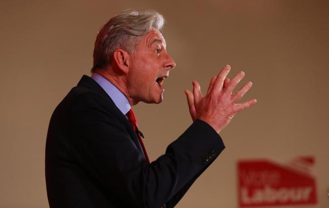 Labour's dilemma is whether to stick with Richard Leonard or twist