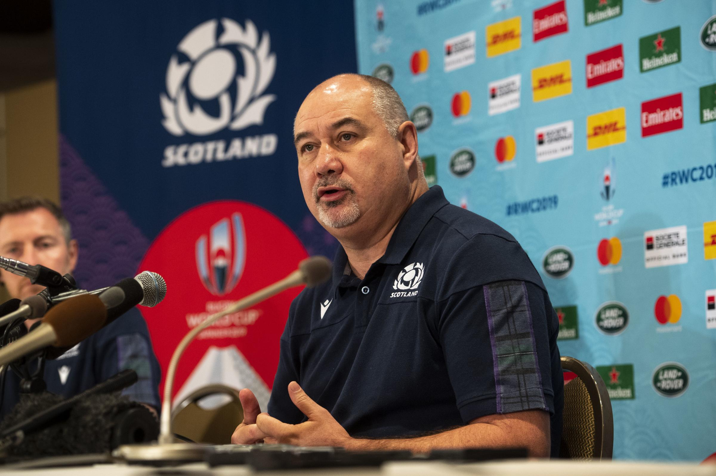 Scottish Rugby Union chief must go after conduct at World Cup