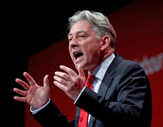 Richard Leonard's party faces a 'dilemma' on Scottish independence